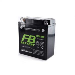 แบตเตอรี่ มอเตอร์ไซค์ FZ5L-MF