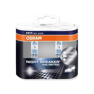 OSRAM H11 Night Breaker Unlimited
