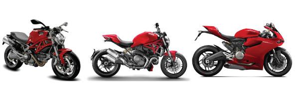 รถค่าย Ducati ใช้หัวเทียนเบอร์อะไร
