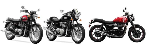 มอเตอร์ไซค์ค่าย Triumph ใช้หัวเทียนเบอร์อะไร