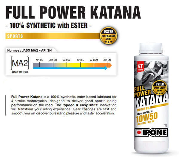 IPONE-FULL-POWER-KATANA-10W50