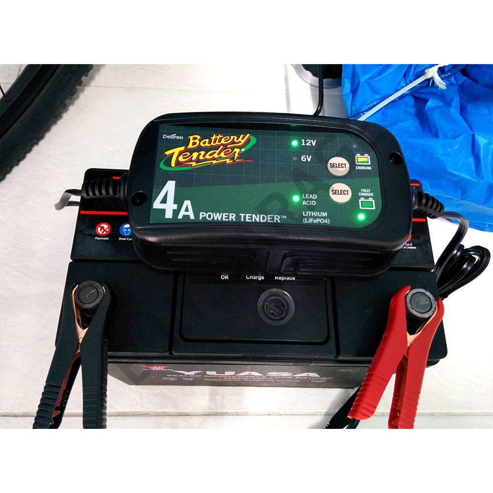 Battery Tender 4A Selectable