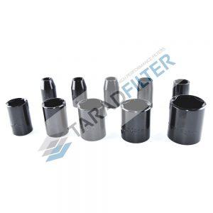 "NIKO ชุดบล็อกลม 1/2 นิ้ว (4 หุน) พร้อมลูกบล็อค 10 ชิ้น ขนาด 9,10,11,13,14,17,19,22,24 และ 27 มม. รุ่น NIKO-101 [1/2"" Dr. Air Impact Wrench Set]"