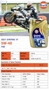Gulf gold 5w-40