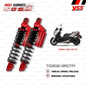 X-MAX-300-Red Series G-sport