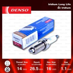 หัวเทียน DENSO FK20HR11 ใช้สำหรับสำหรับ Alphard 3.5L v6