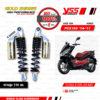 YSS โช๊คแก๊ส Gold-Series / G-Series ใช้อัพเกรดสำหรับ Honda PCX150 '14 - '17【TC302-310T-09-883 】 โช๊คหลังสำหรับสกู๊ตเตอร์ สปริงดำกระบอกทอง