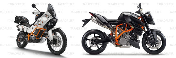 FR-650 990 Super Duke / Adventure 990