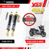 YSS โช๊คแก๊ส G-Series / Gold Edition ใช้อัพเกรดสำหรับ Forza300 ปี 2018-2019【 TC302-430T-01-883N 】 [ โช๊คมอเตอร์ไซค์ YSS แท้ ประกันโรงงาน 6 เดือน ]