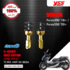 YSS โช๊คแก๊ส G-Series Gold Edition Smooth ใช้อัพเกรดสำหรับ Honda Forza300 '18 / Forza350 '20【 TC302-430T-03-883M 】 [ โช๊คมอเตอร์ไซค์ YSS แท้ ประกันโรงงาน 1 ปี ]