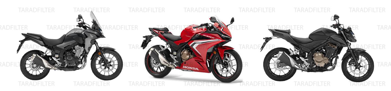 Honda CB500X / CBR500 / CB500F