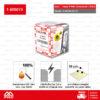 FULL ไส้กรองน้ำมันเครื่อง Isuzu D-MAX คอมมอนเรล2.5/3.0 ใหม่ 2012 #8-98165-071-0 [1-OIS075]