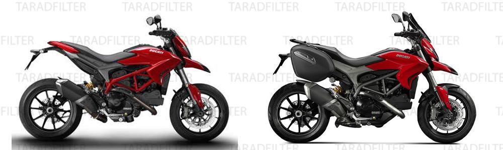 Ducati Hypermotard 821 / 821 Hyperstrada / 848 Streetfighter
