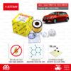 FULL ไส้กรองน้ำมันเครื่อง ใช้สำหรับ Toyota YARIS 1.2L '2014 (3NRFE) #04512-40060 [ 1-OTT544 ]